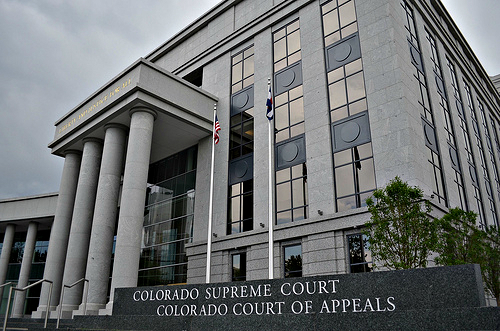 <p>The Colorado Supreme Court and Court of Appeals are housed in the Ralph L. Carr Judicial Center in Denver. It's one of 57 buildings enrolled in the Denver City Energy Project.</p>