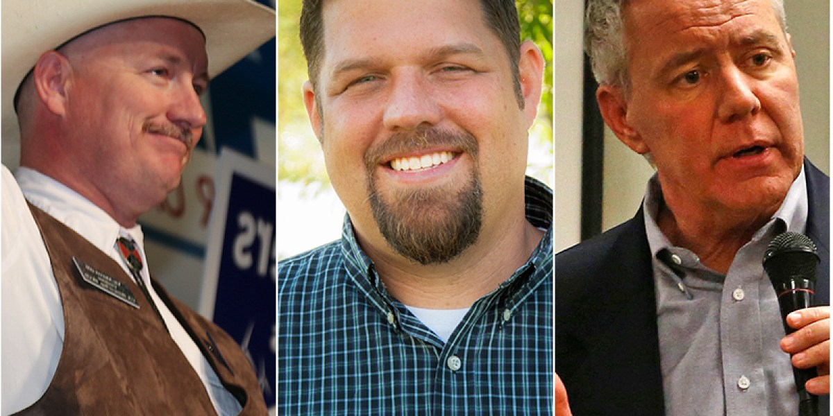 Colorado Congressional District 4 race: Meyers, Loban and Buck on