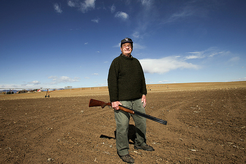 <p>Jack Cletcher, a retired orthopedic surgeon, is an avid hunter in Longmont, Colo. He opposes most of the new gun restrictions lawmakers are discussing.</p>