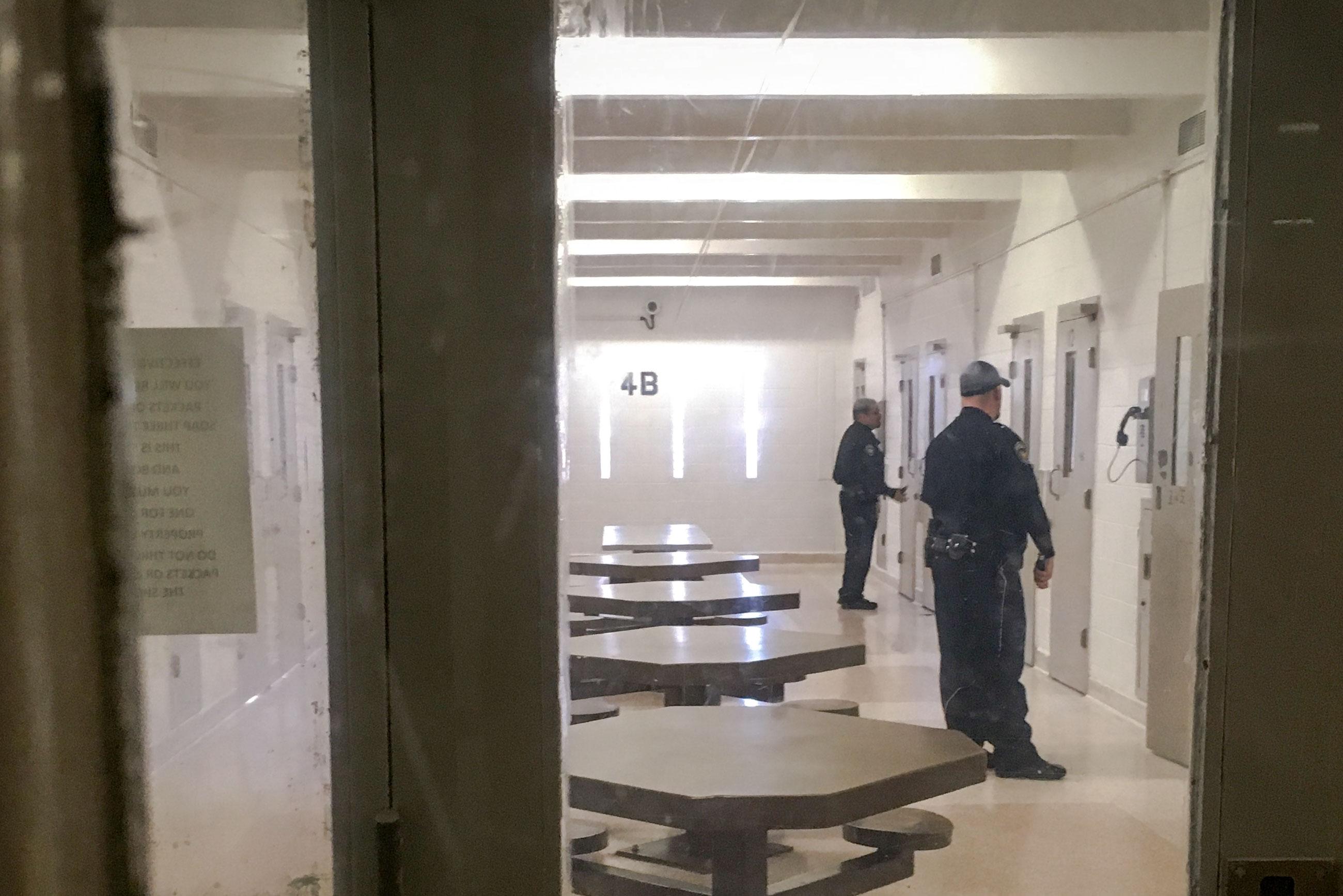 <p>The Pueblo County Jail is often more than 150 people over capacity and deputies say it will only get worse this summer — the jail's busiest and most crowded time.</p>