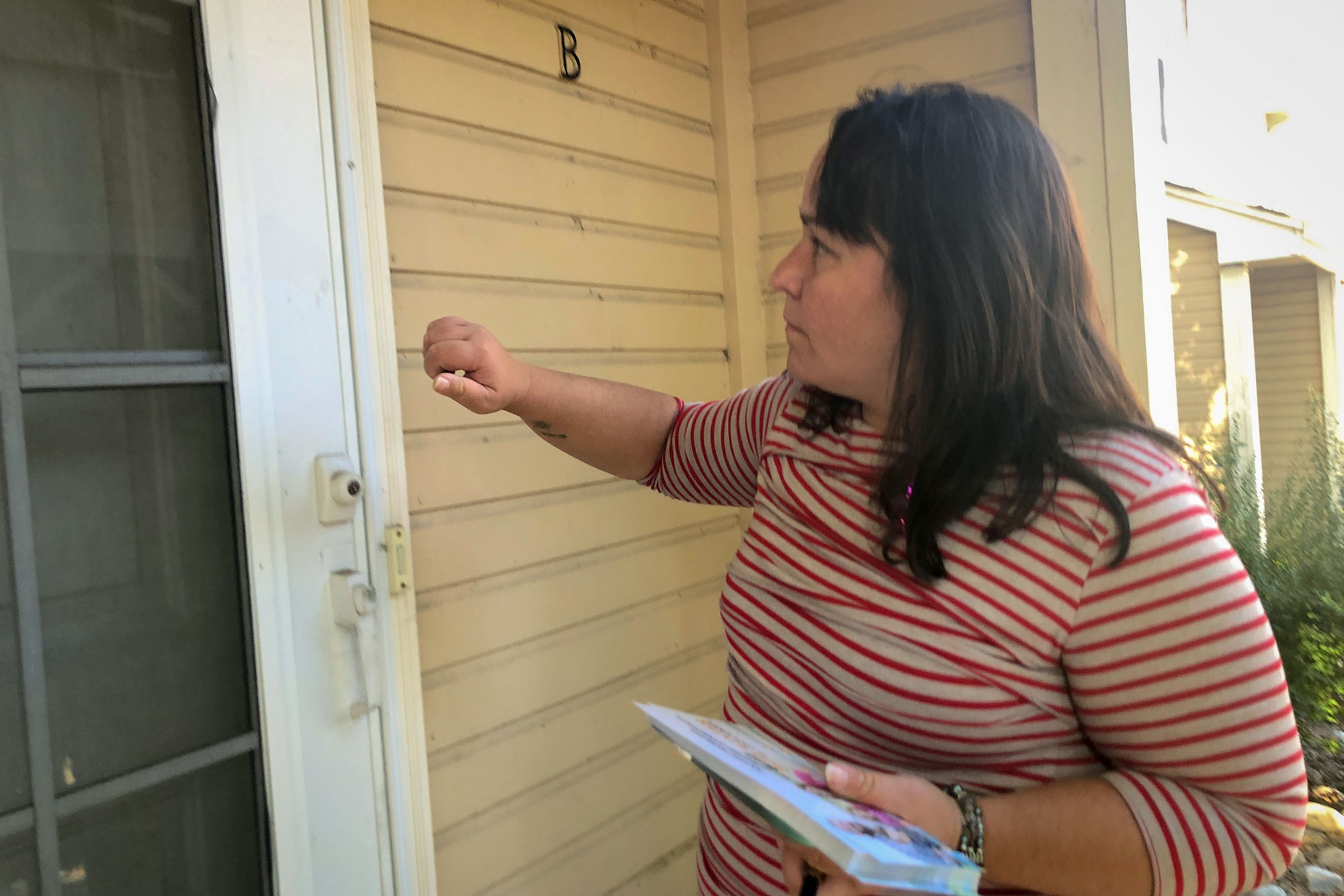 <p>Democratic Rep. Faith Winter is challenging Republican Sen. Beth Martinez Humenikfor her seat in Colorado's Senate District 24.</p>