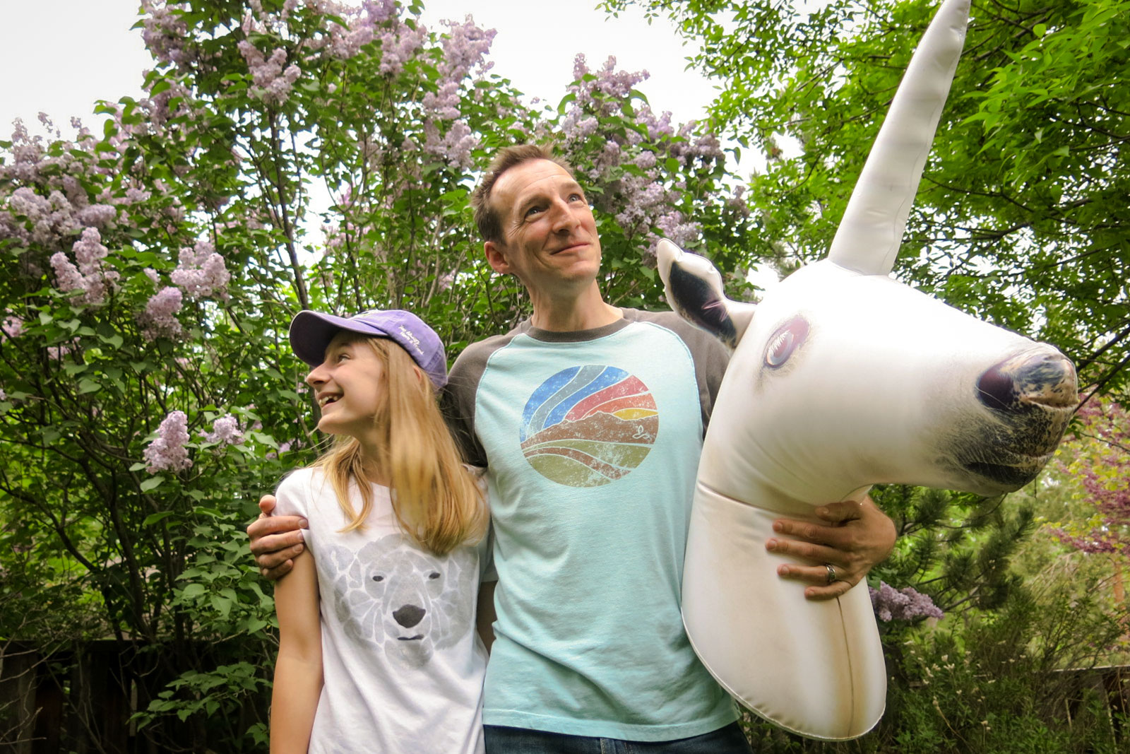 <p>Juvenilefiction author Todd Mitchell wrote his most recent book with help from his 13-year-old daughter Addison.</p>