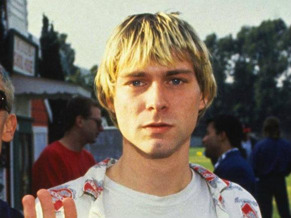 <p>Kurt Cobain</p>