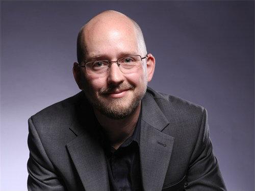 <p>Composer Daniel Kellogg</p>