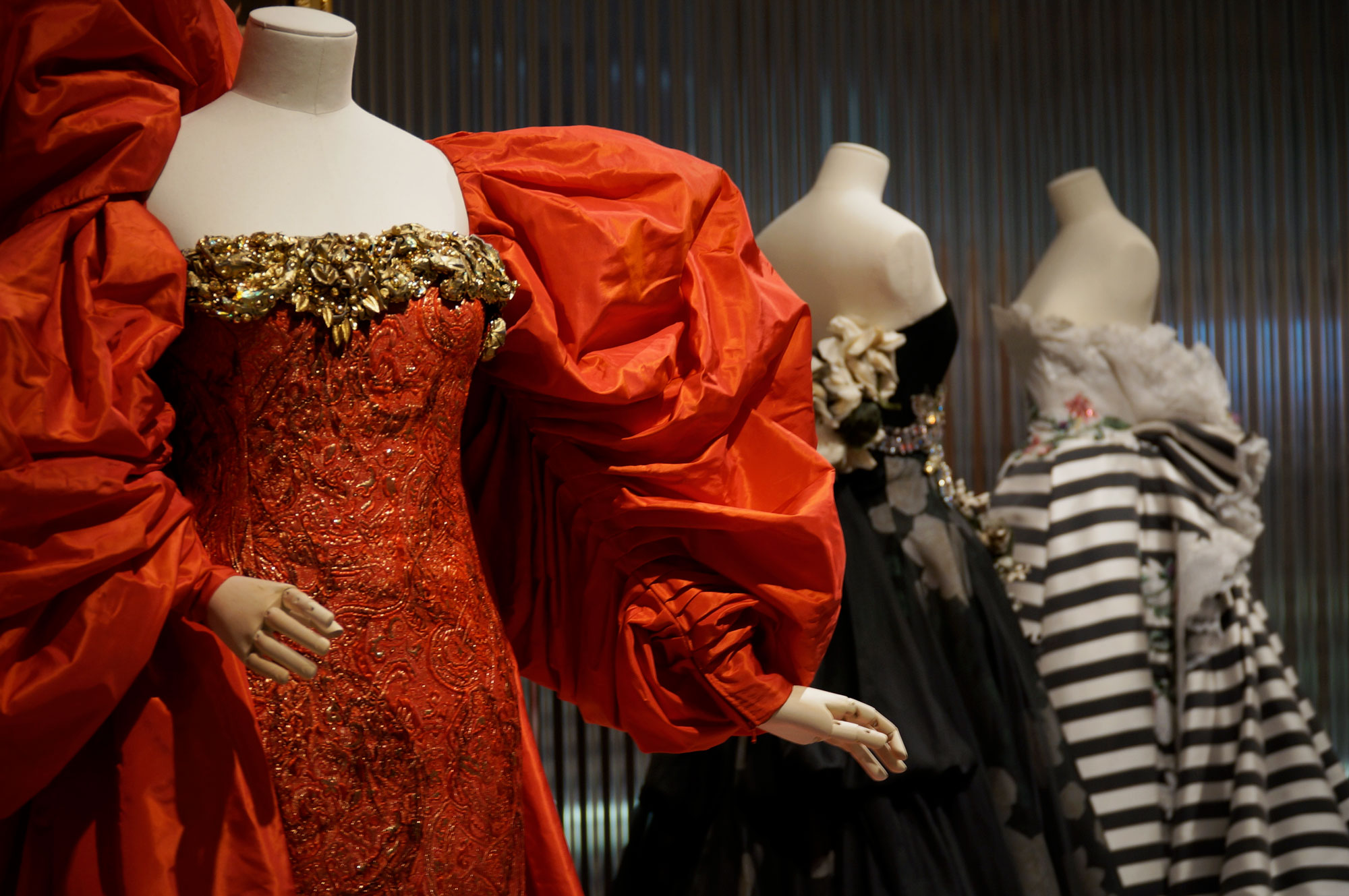 "<p>""Dior: From Paris to the World"" at the Denver Art Museum features seven decades of decadent looks from the famous fashion house.</p>"
