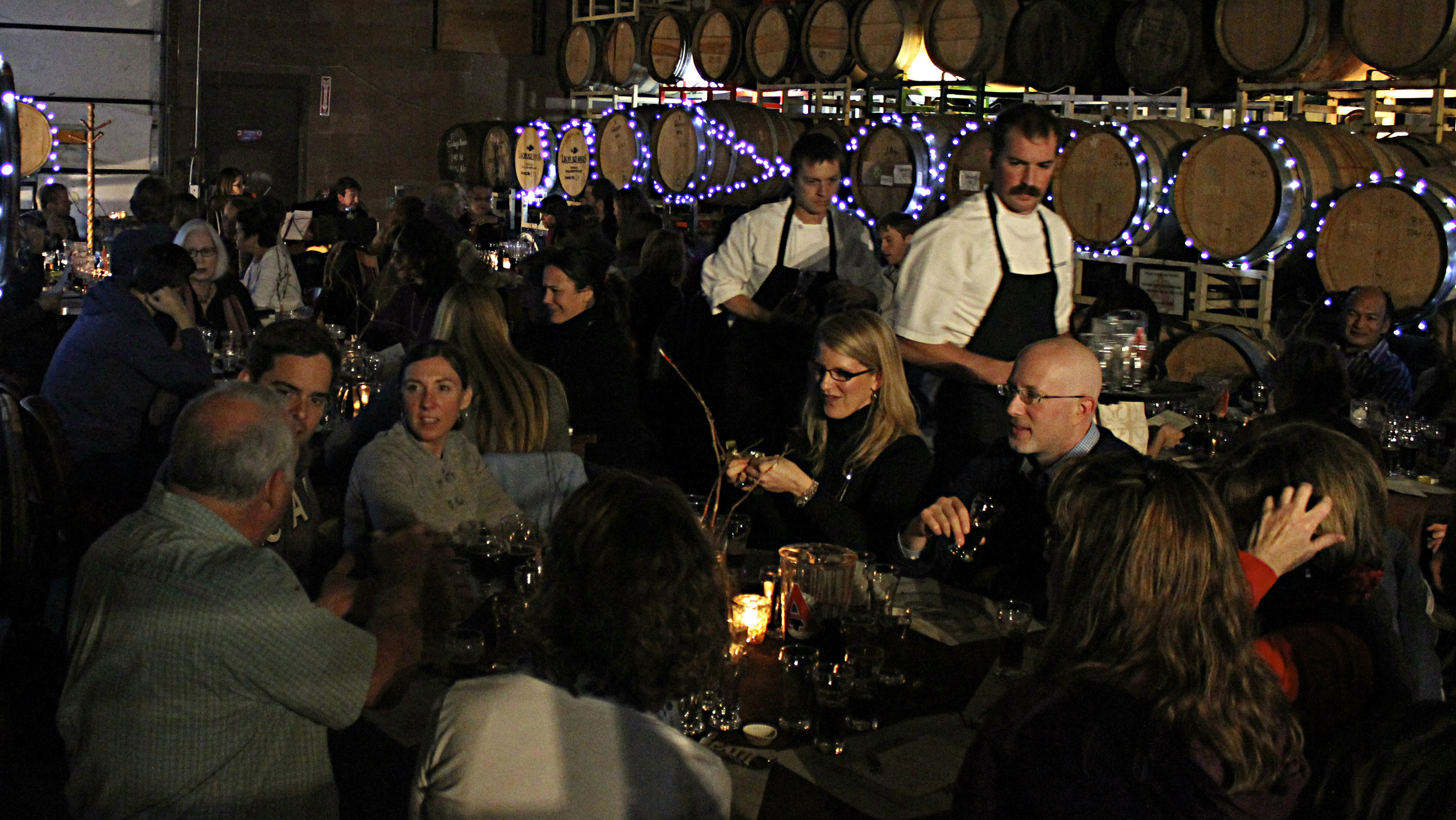 <p>At Catamounts in Boulder, the food and drink are inspired by the performance and the meal is a performance in itself.</p>