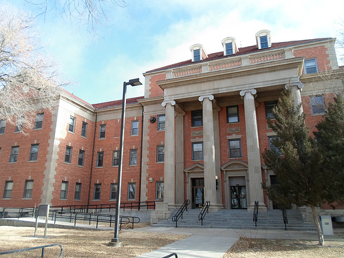 <p>Ft. Lyon is 85 miles east of Pueblo. For seven decades it was a psychiatric hospital, and then for ten years operated as a prison. Its future is up for debate.</p>