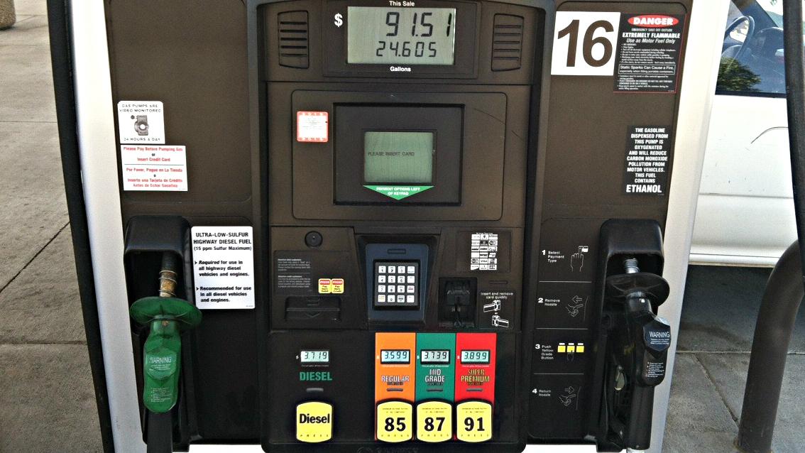 "<p>The average price per gallon in Colorado increased <span style=""color: rgb(64, 69, 64); line-height: 30.0000591278076px;"">to $2.74 pergallon Sunday.</span></p>"