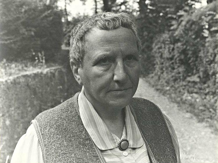 <p>Gertrude Stein circa 1934</p>