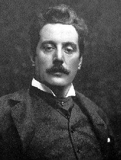 <p>Giacomo Puccini</p>