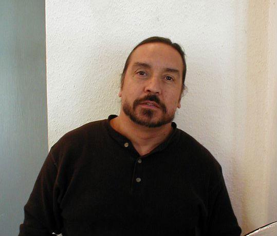 <p>Su Teatro artistic director Tony Garcia</p>