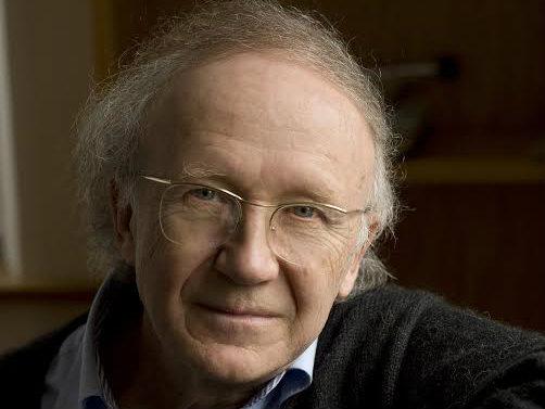 <p>Composer Heinz Holliger.</p>