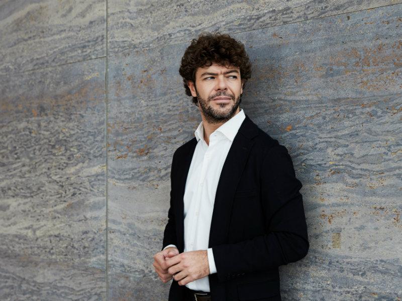 <p>Conductor Pablo Heras-Casado.</p>