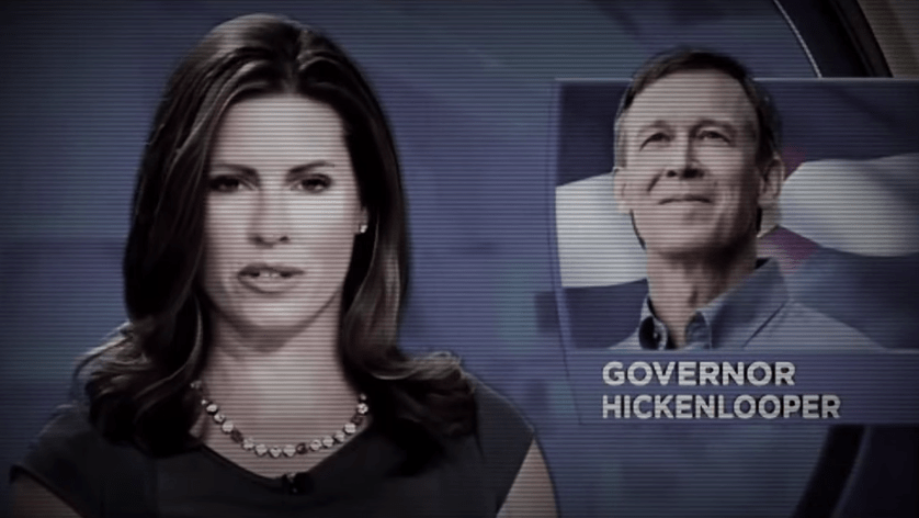 """<p>The Republican Governor's Association, which produced <a href=""""http://www.youtube.com/watch?v=MQSIa3qyyNk"""" target=""""_blank"""" rel=""""noopener noreferrer"""">this ad</a>, has spent nearly$3 million on advertisements attacking Democratic Gov. John Hickenlooper.</p>"""