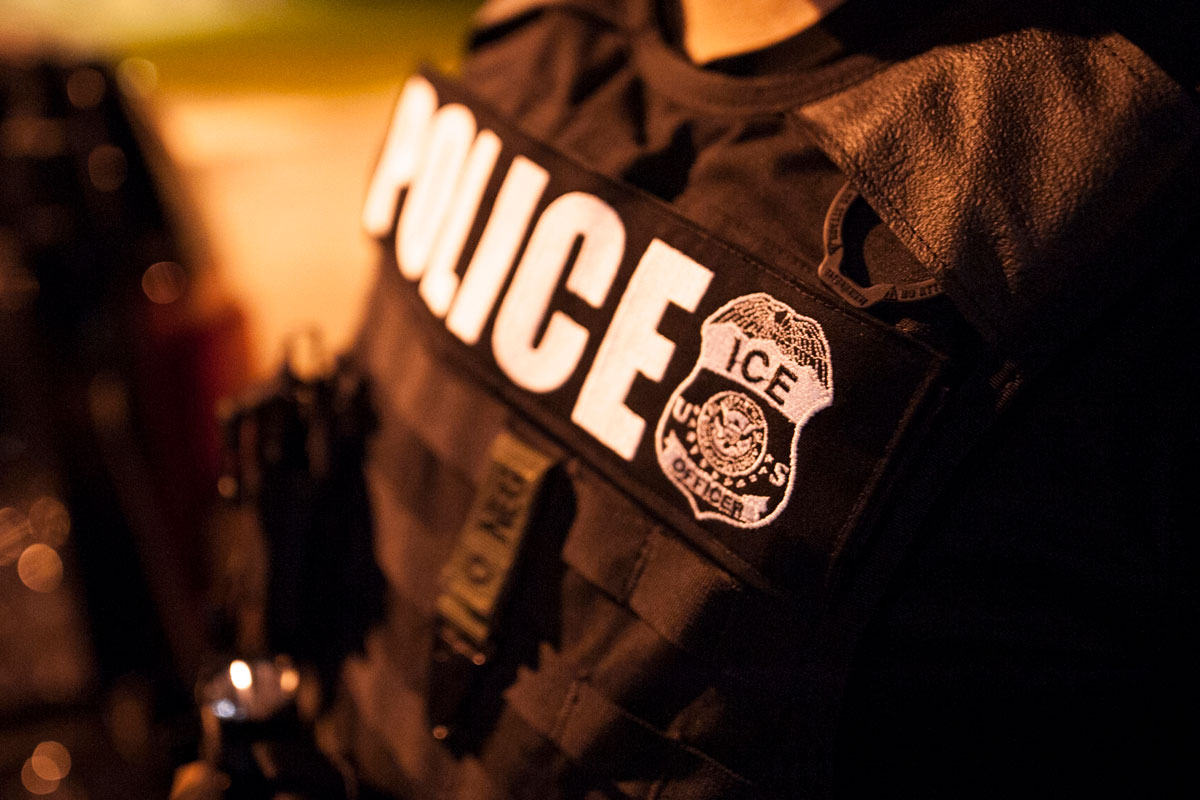 <p>ICE agents arrested 57 individuals during enforcement operations in Florida and Puerto Rico between April 18-21, 2017.</p>