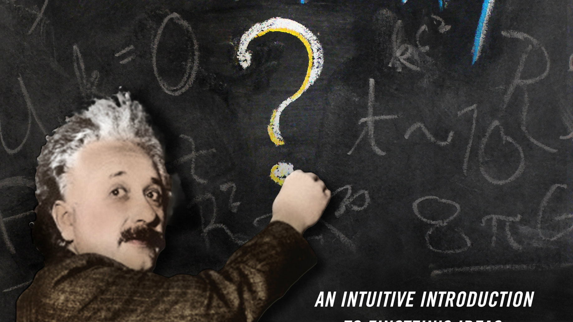 """<p><span style=""""color: rgb(34, 34, 34); font-family: arial, sans-serif; font-size: 13px; line-height: normal;"""">The book cover of """"What is Relativity?""""</span></p>"""