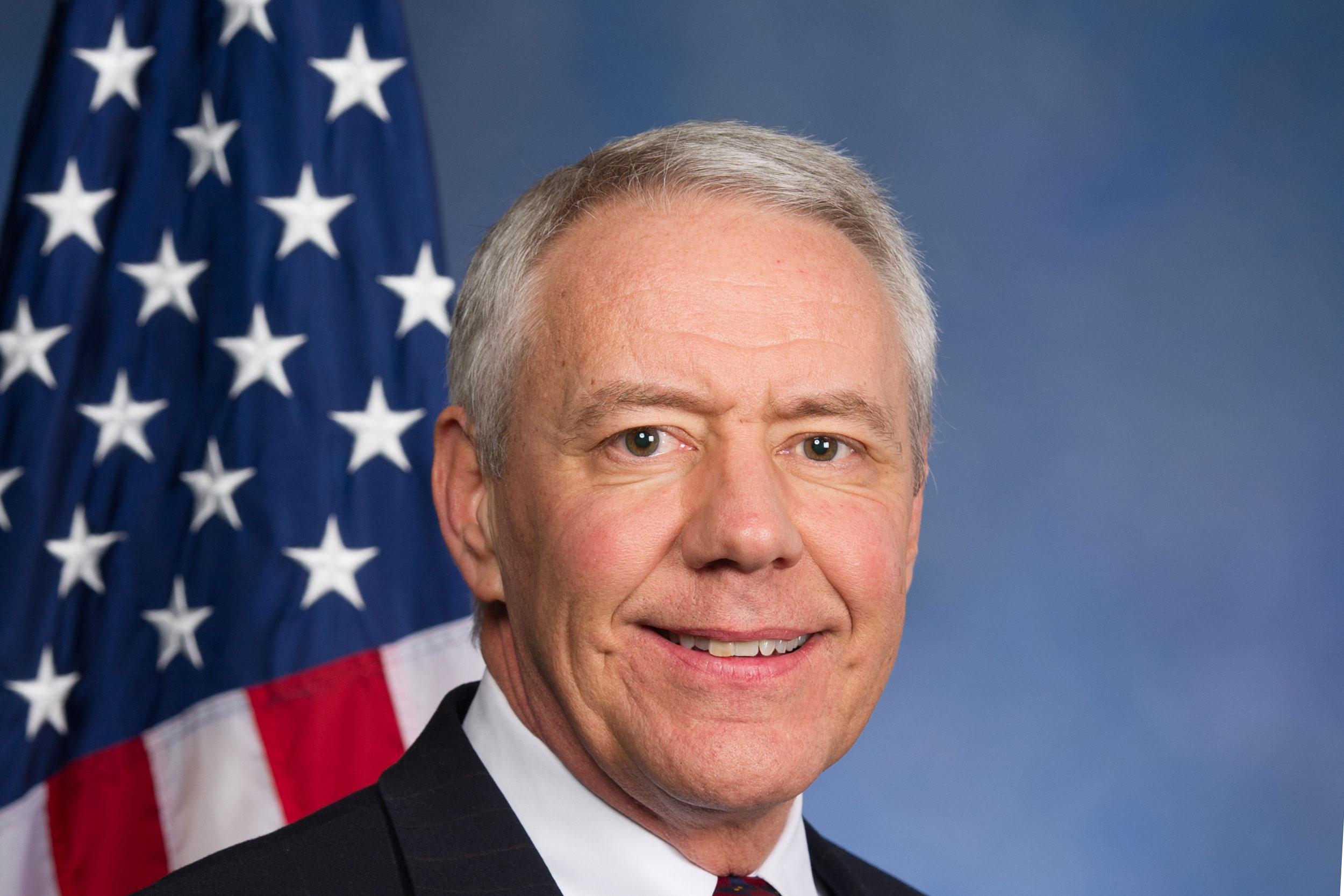 Colorado Republican Representative Ken Buck serves the state's 4th Congressional District.