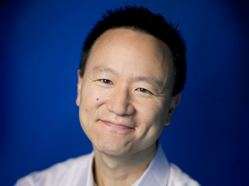 <p>David Kim, concertmaster of the Philadelphia Orchestra.</p>