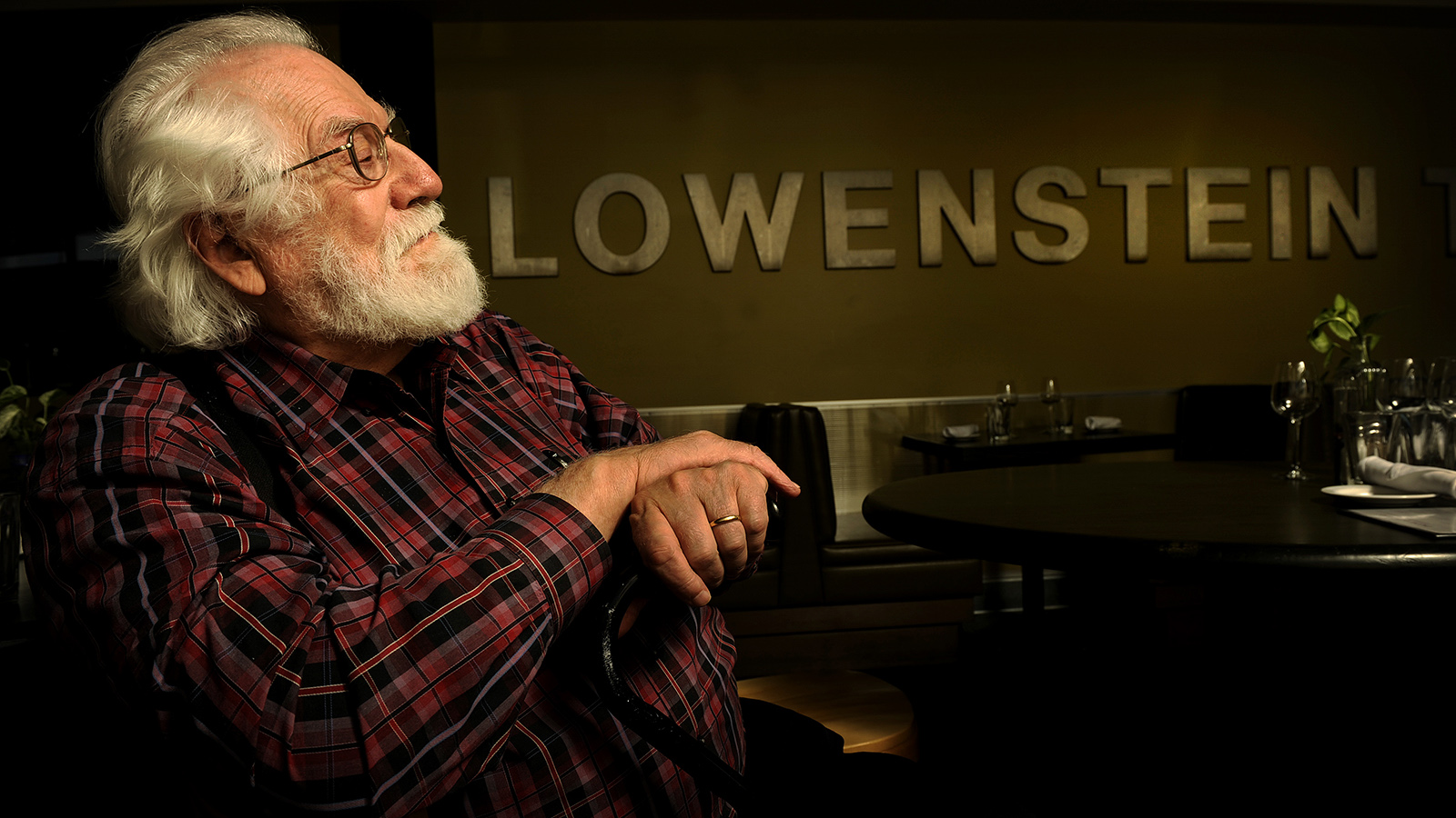 <p>Colorado theater veteran Henry Lowenstein in June 2009.</p>