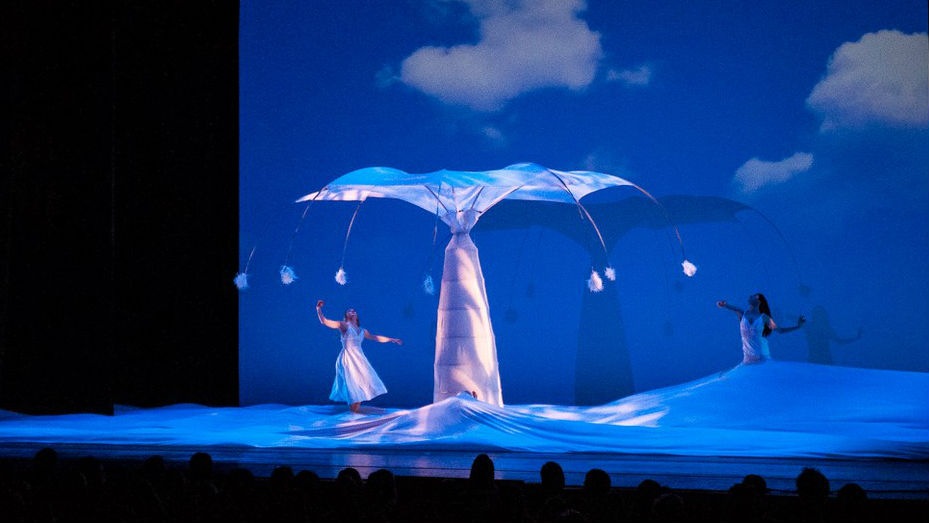 """<p>According to a new study commissioned by University of Denver's Newman Center for the Performing Arts,more than half of the venue's subscribers reported a """"big appetite"""" for new works by living choreographers or artists.</p>"""