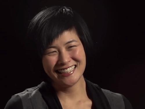 <p>Violinist Jennifer Koh.</p>