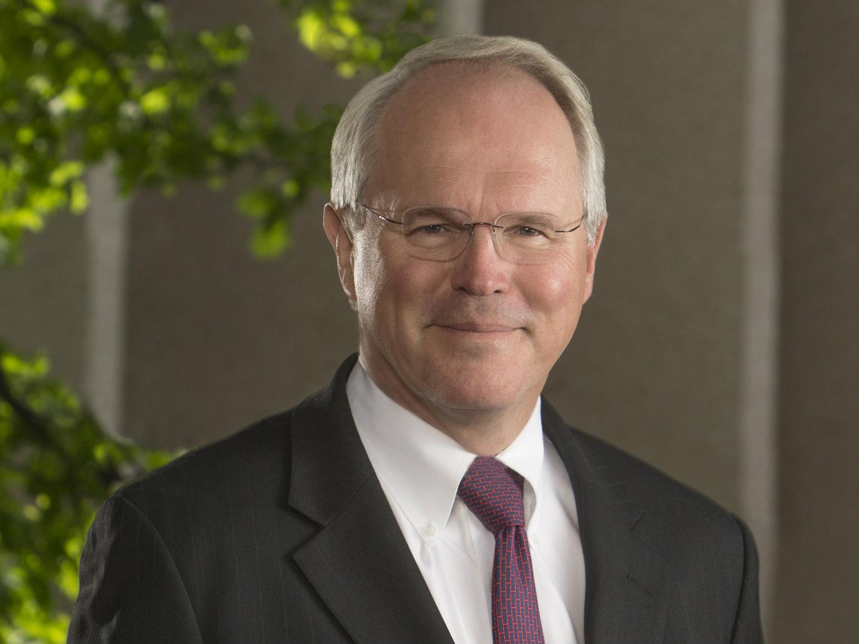 <p>Former U.S. Ambassador Christopher Hill</p>
