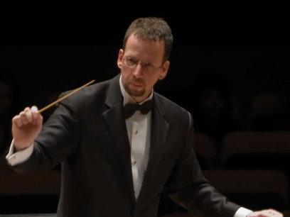 <p>Colorado Symphony Resident Conductor Scott O'Neil.</p>