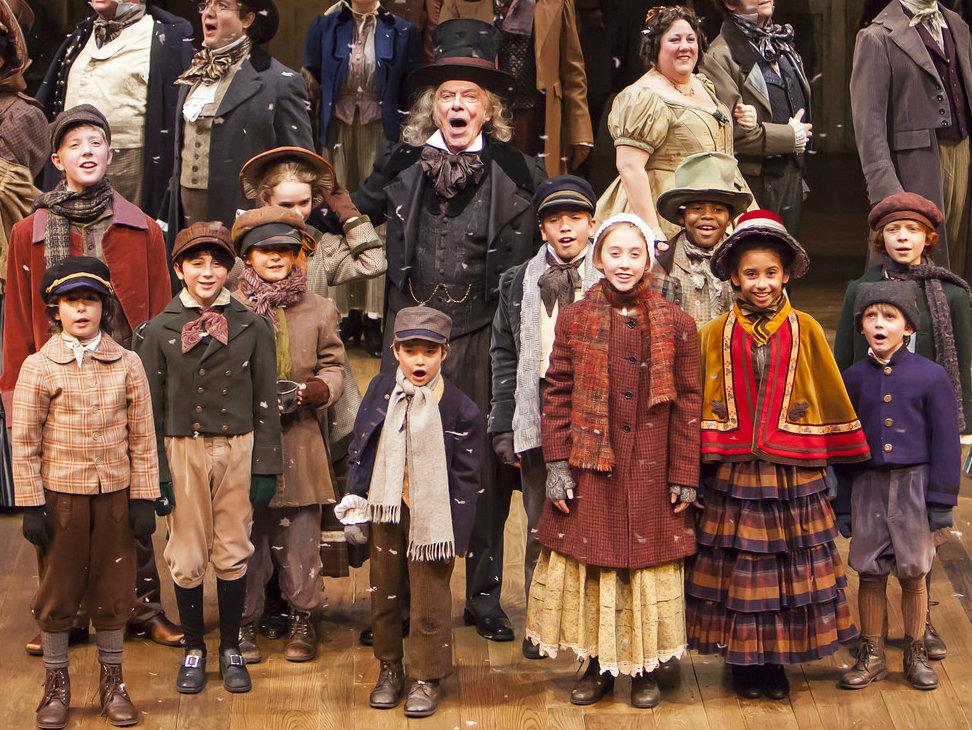 "<p>A Denver Center Theatre Company production of Charles Dickens' ""A Christmas Carol.""</p>"