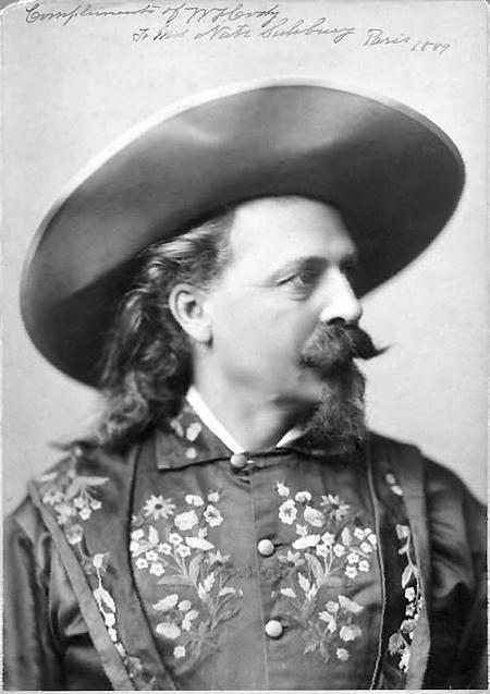 <p>Buffalo Bill Cody</p>