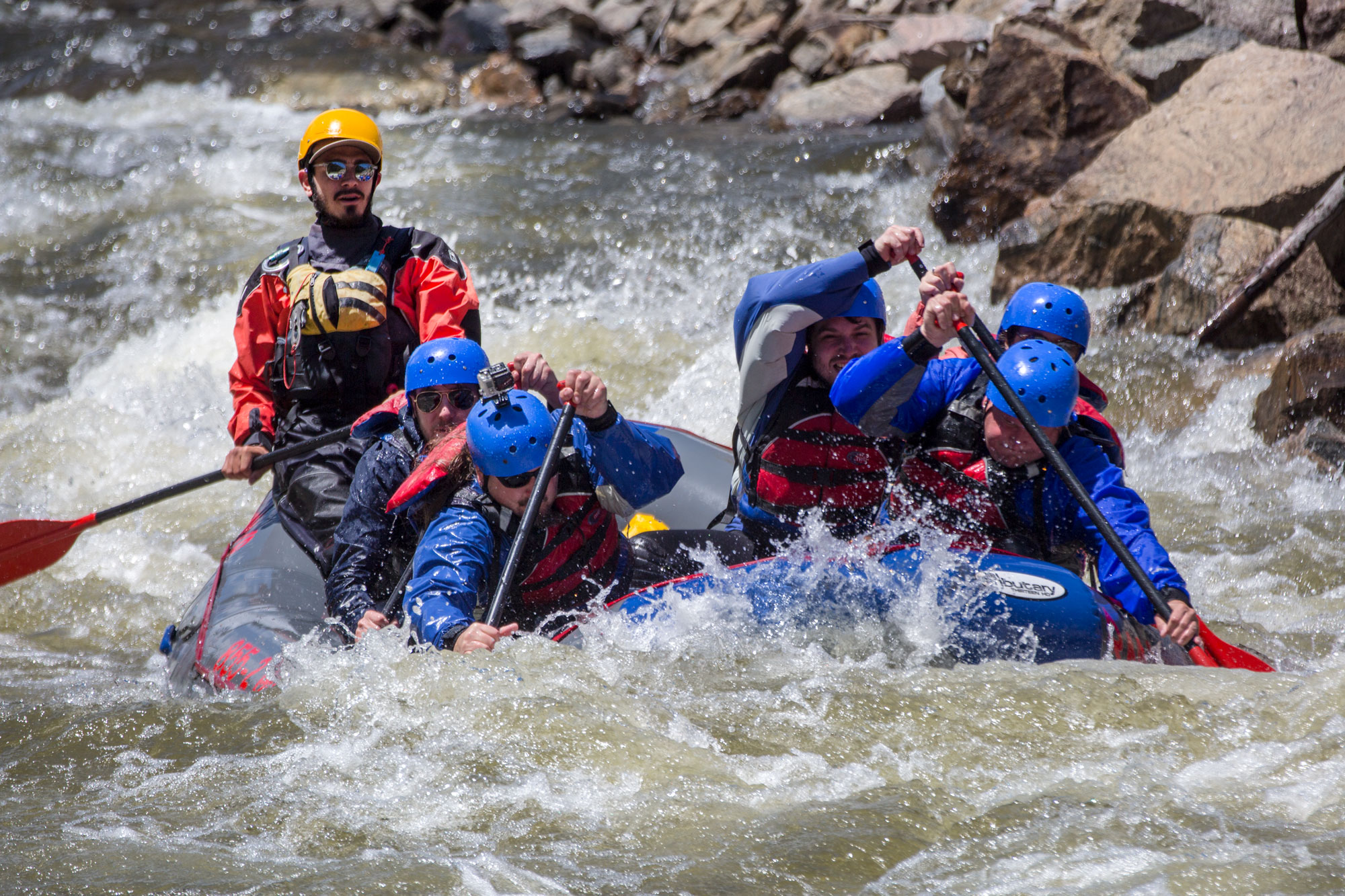 Rafting Outfitters May Soon Have An Easier And Cheaper Time On Colorado's Public Land