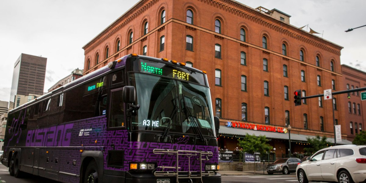 People Seem To Like Riding The Bustang From Denver To Grand Junction, So CDOT Is Planning To Add Another Run