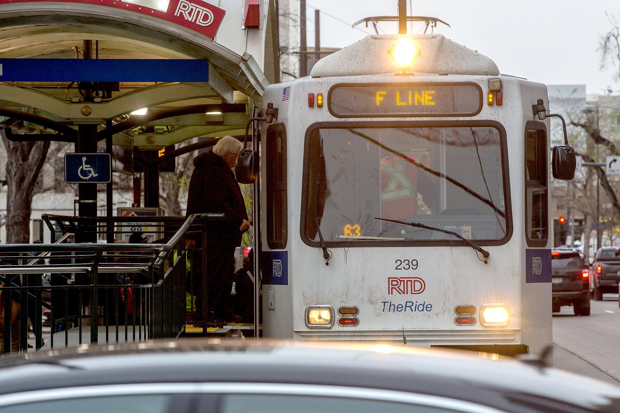 RTD Buses Trains