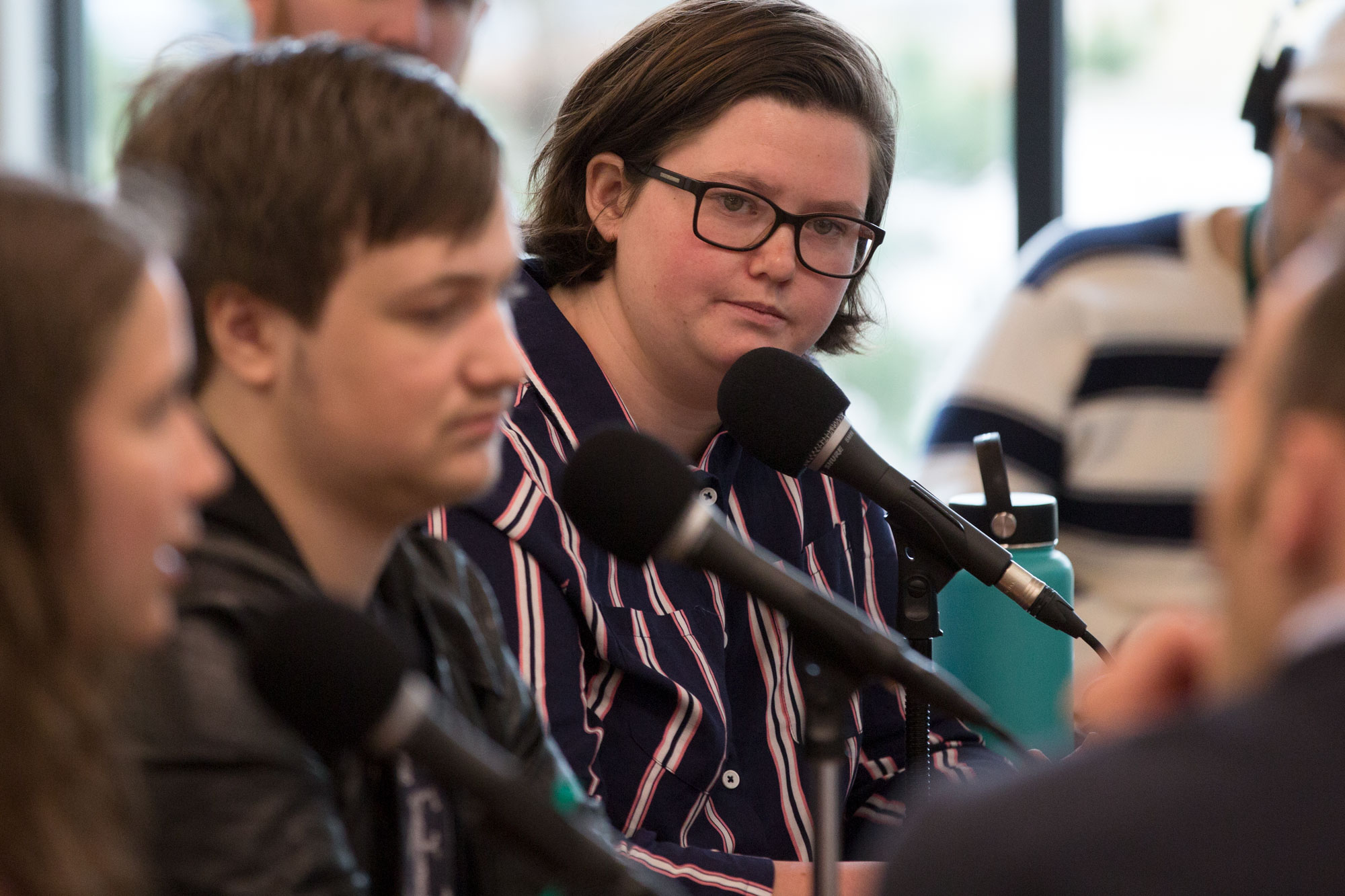 <p>Mattysen will be a senior at Castle View High School. Colorado Matters convened a group of teenagers to talk about life and high school pressures and how parents and teachers do, and do not, deal with stresses and mental health.</p>