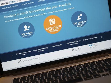 <p>Even after the open enrollment deadline, HealthCare.gov remained a popular destination.</p>