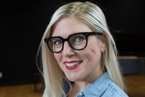 Indie 102.3 Host Alisha Sweeney
