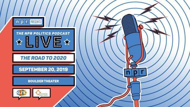 Npr Best Albums 2020.Npr Politics Podcast Live The Road To 2020 Colorado
