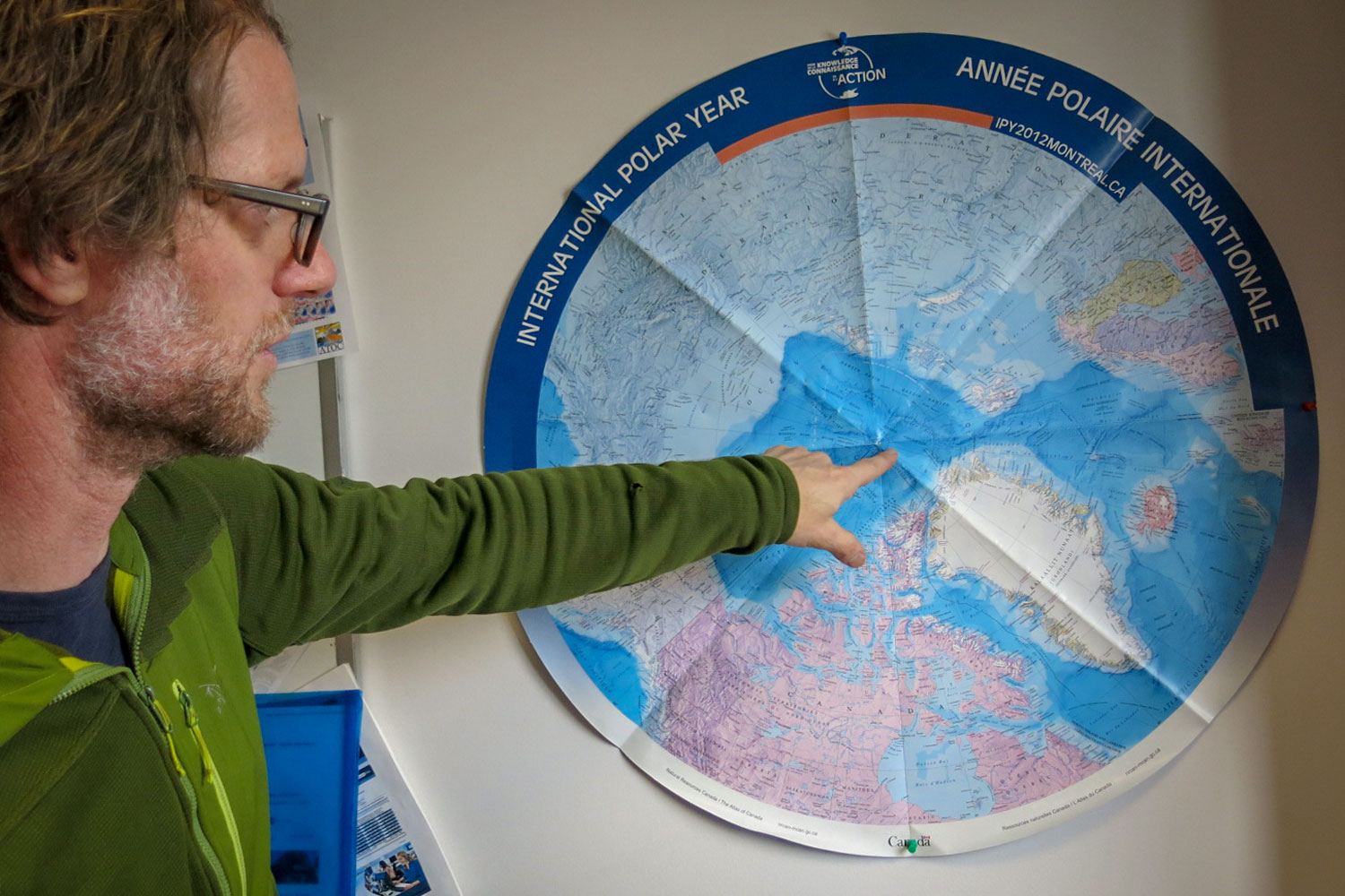 <p>Starting in September, research scientists will sail into the Arctic Ocean from Norway and find the best position for their ship during the winter. The goal is to drift roughly 7 kilometers per day, ending the trip in October 2020 near Greenland.</p>