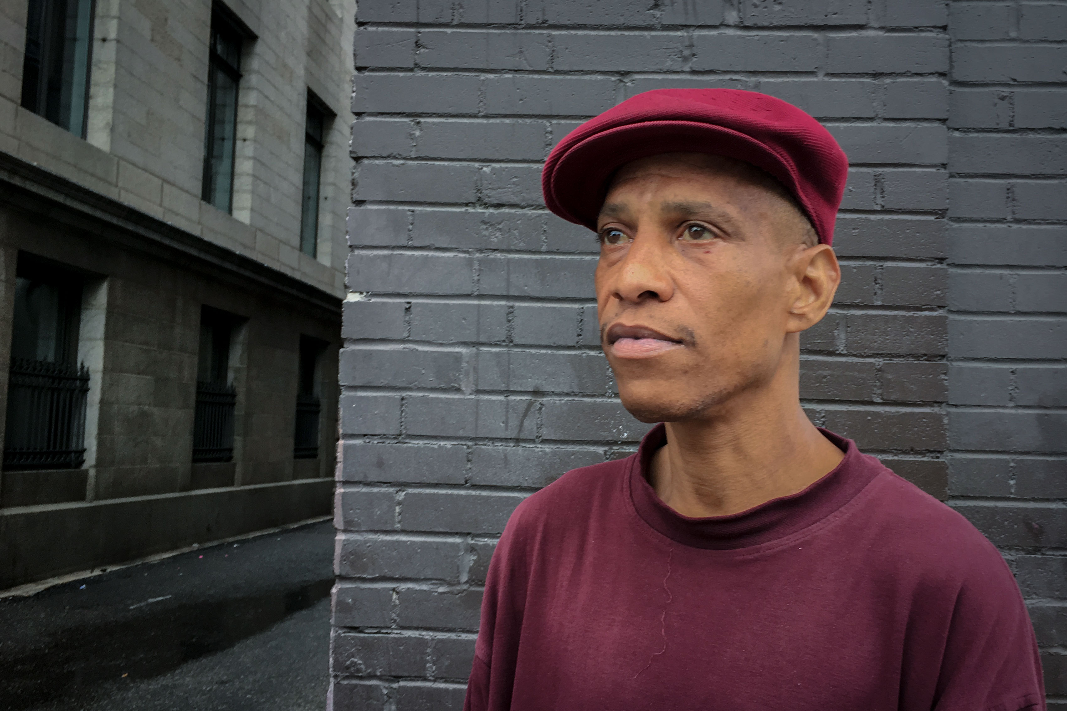 <p>Vernon Lewis is Denver's Harm Reduction Action Center's overdose prevention coordinator. By his count, he's treated overdosing people with naloxone as many as 140 times. And he's in recovery himself: Twice someone gave him naloxone when he overdosed.</p>