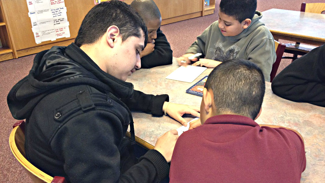 <p>Many Pathways2Teaching students are nervous before they start tutoring but their confidence grows throughout the program.</p>