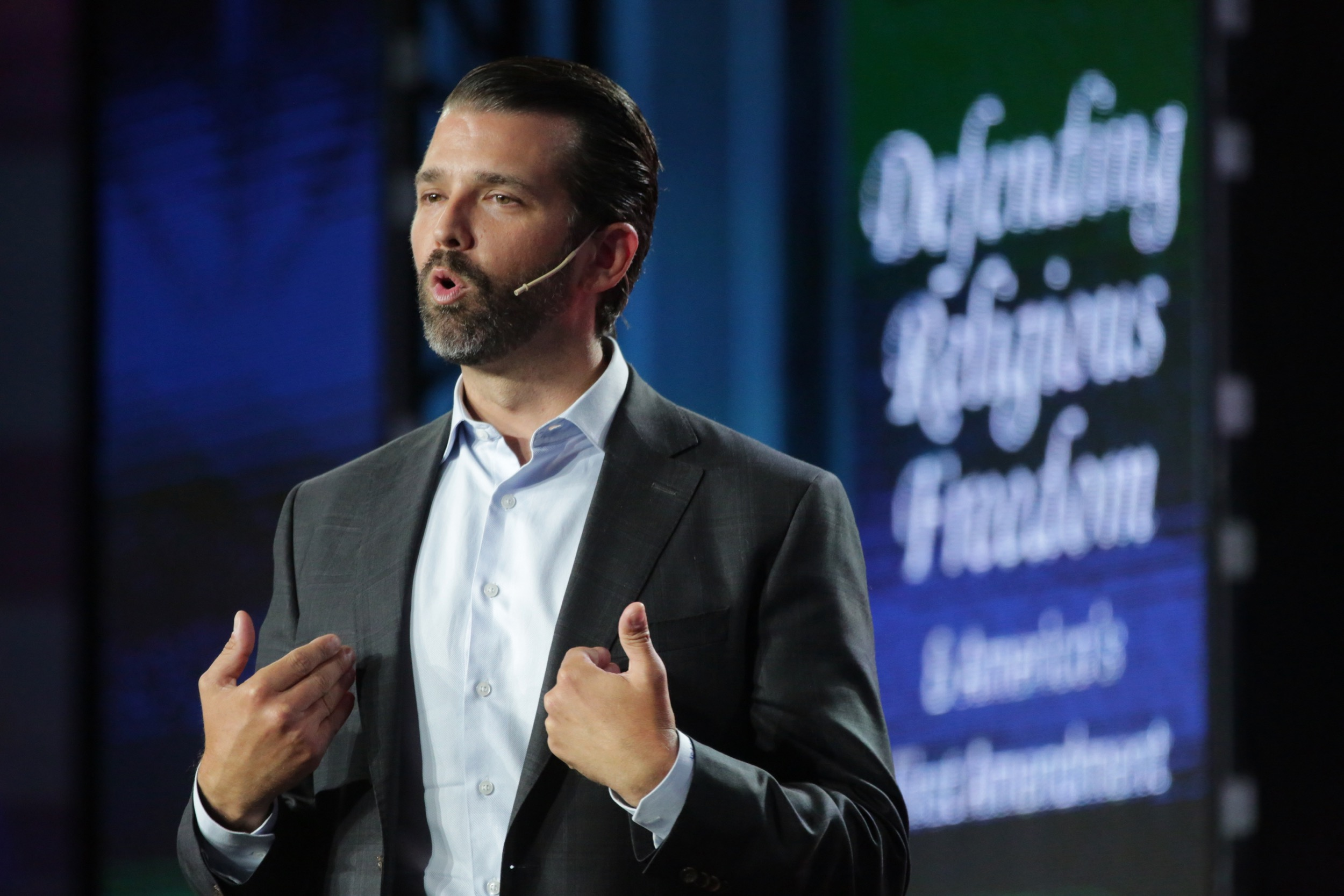 Western Conservative Summit 2019 Donald Trump Jr.