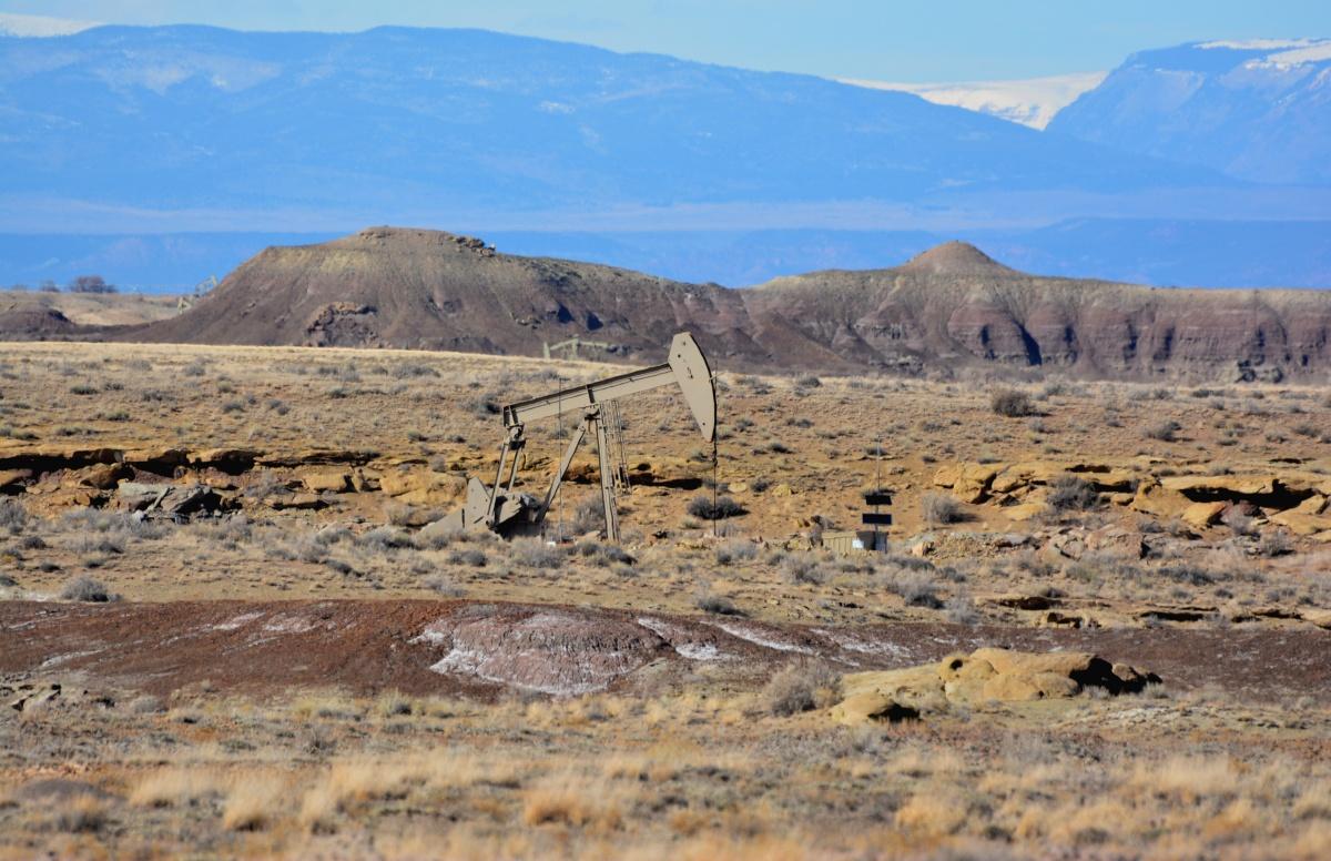 Drilling in Utah