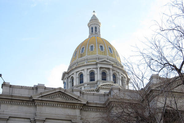 File Photo. The Colorado Capitol building.