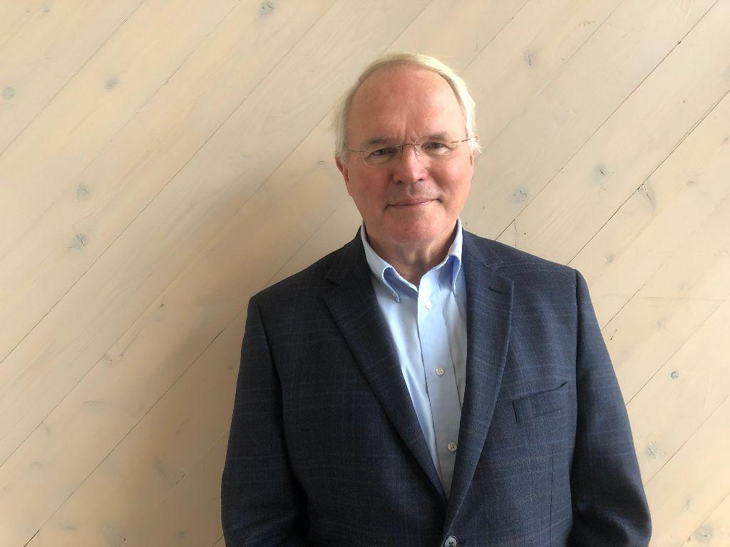 Former U.S. Ambassador Christopher Hill