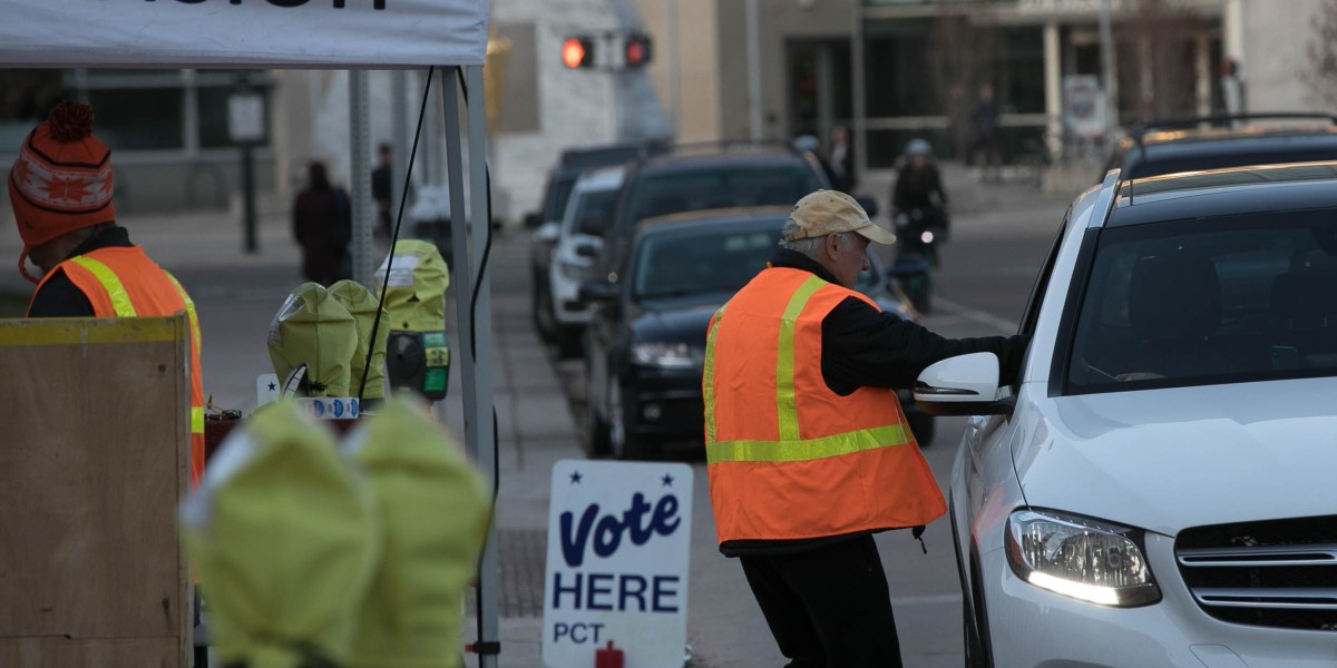 A Tenth Of Presidential Primary Ballots Have Been Returned In Colorado