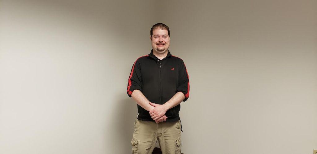 Erick Groskopf, Volunteer and Operations Director