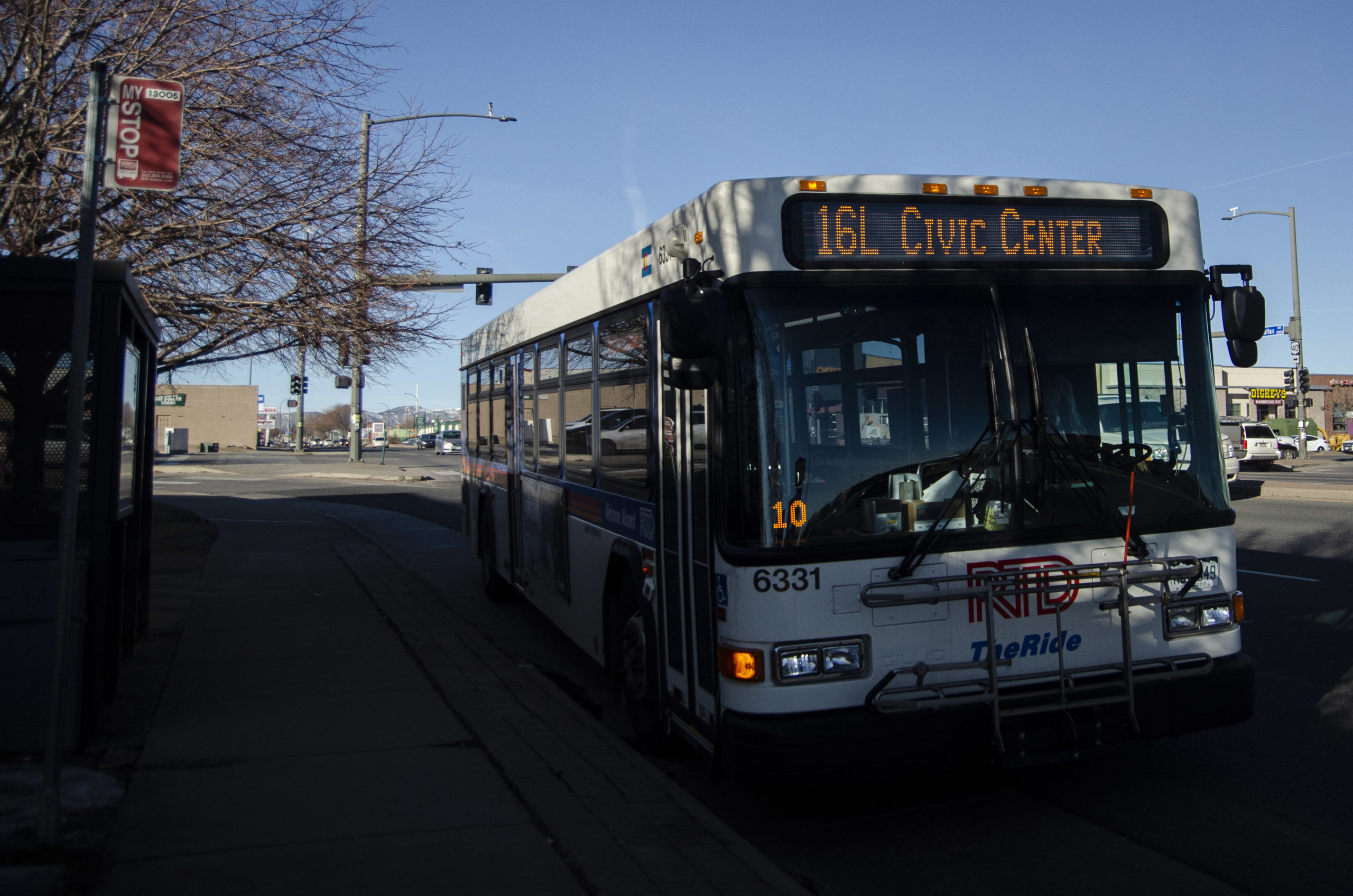 RTD is considering eliminating the 16L, which travels between Golden and Denver on West Colfax, entirely as part of larger plan to cut service and give its overworked drivers a break.