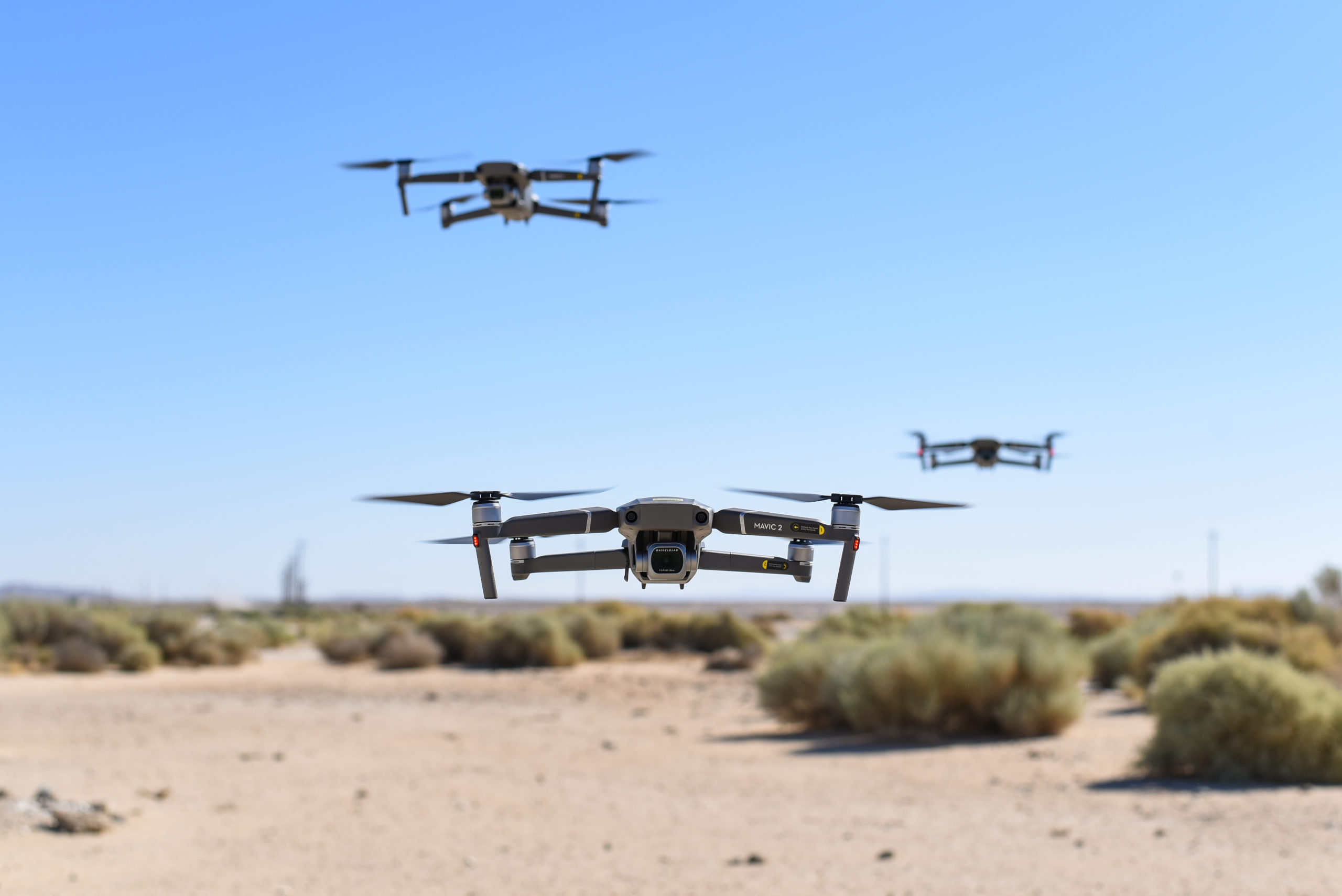 Air Force Test Center focuses on UAS technology