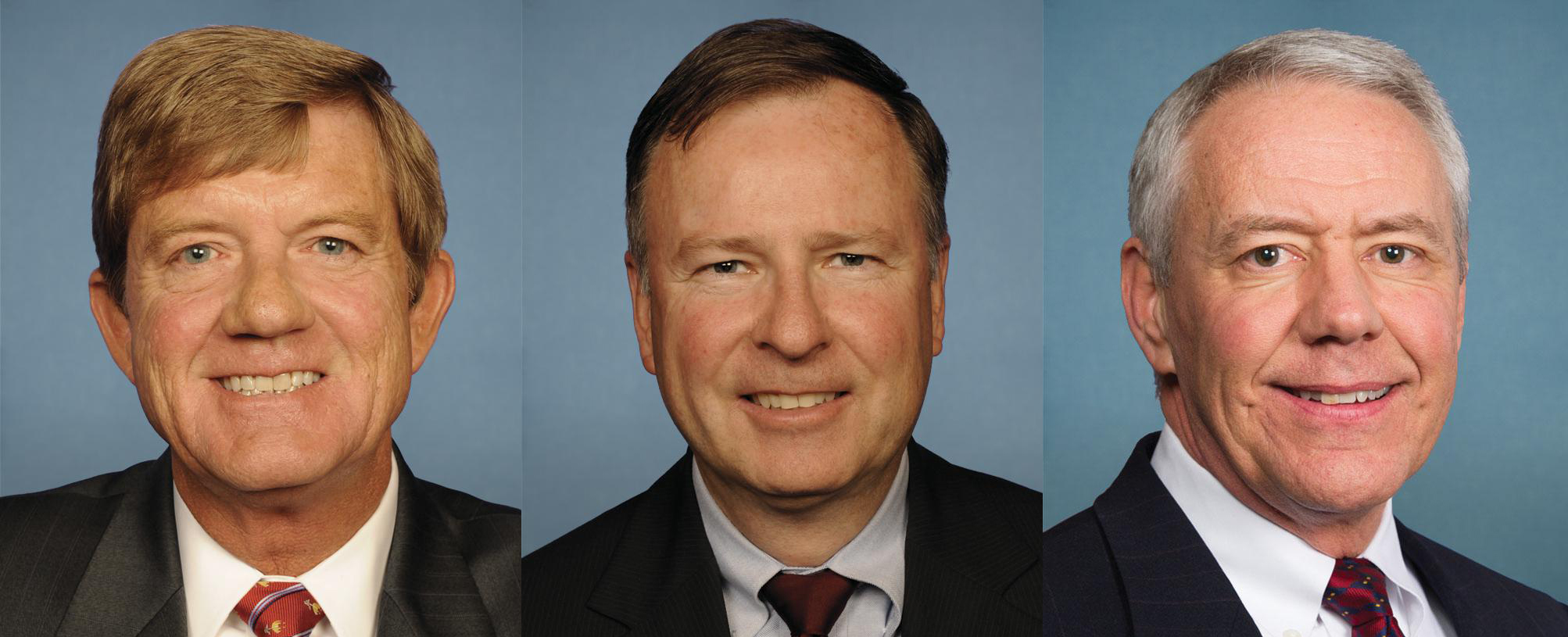 Southern Colorado's Congressmen, Republicans Scott Tipton, Doug Lamborn, and Ken Buck, all voted against impeaching President Donald Trump