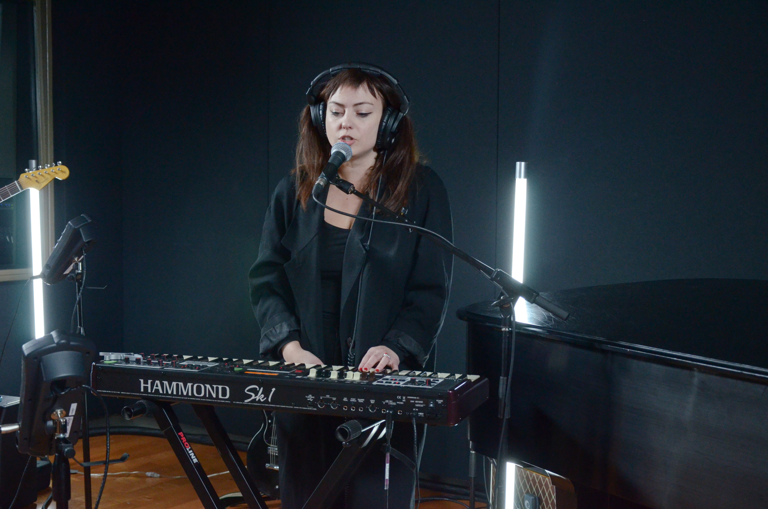 Angel Olsen in the CPR Performance Studio
