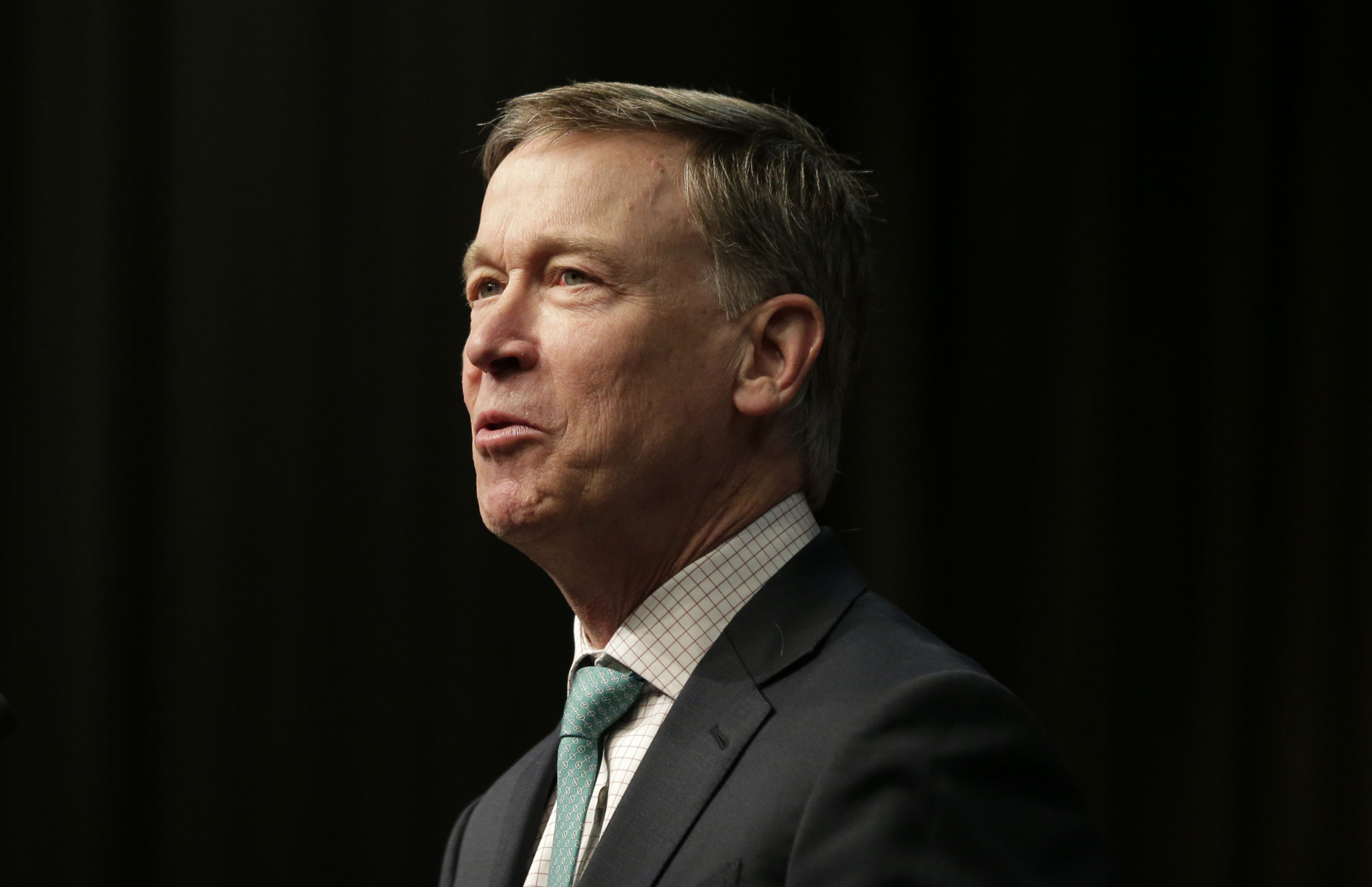 John Hickenlooper National Action Network